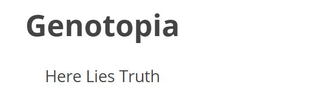 genotopia