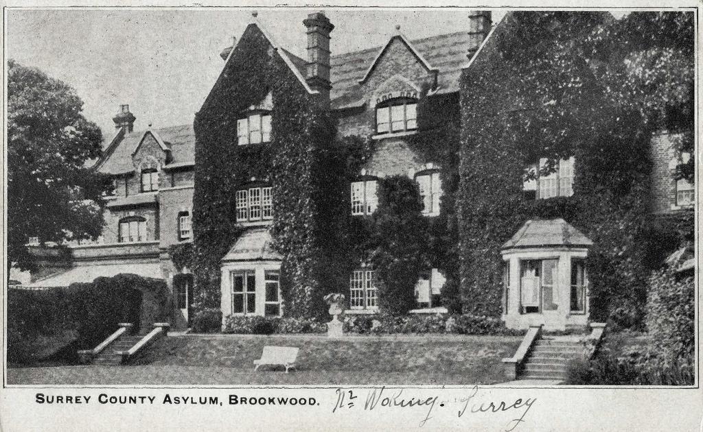 Brookwood County Asylum
